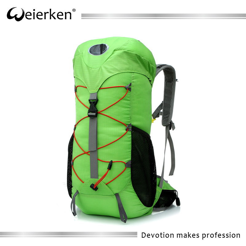 Weierken newest waterproof outdoor laptop backpack for 15.6 laptop