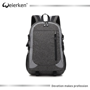 2018 new arrival expand your back pocket design brand backpack