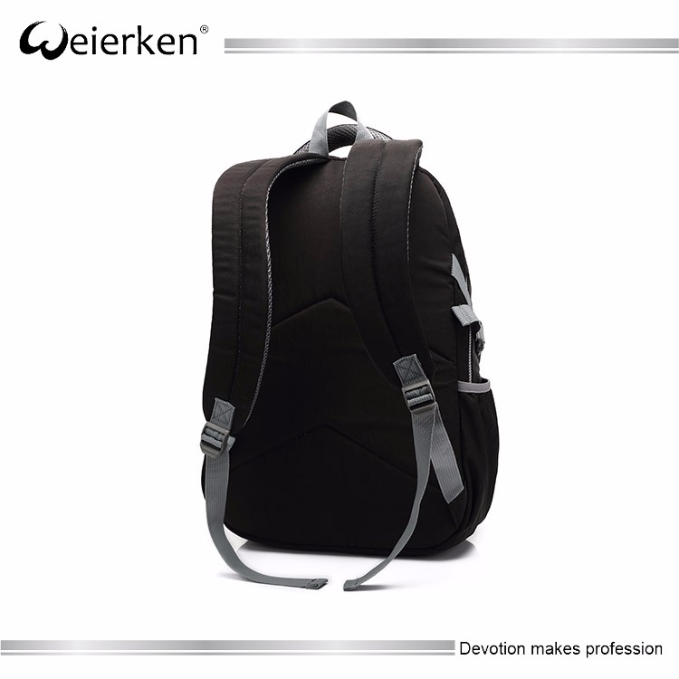 18.5 inch stylish many pocket waterproof laptop backpack for men