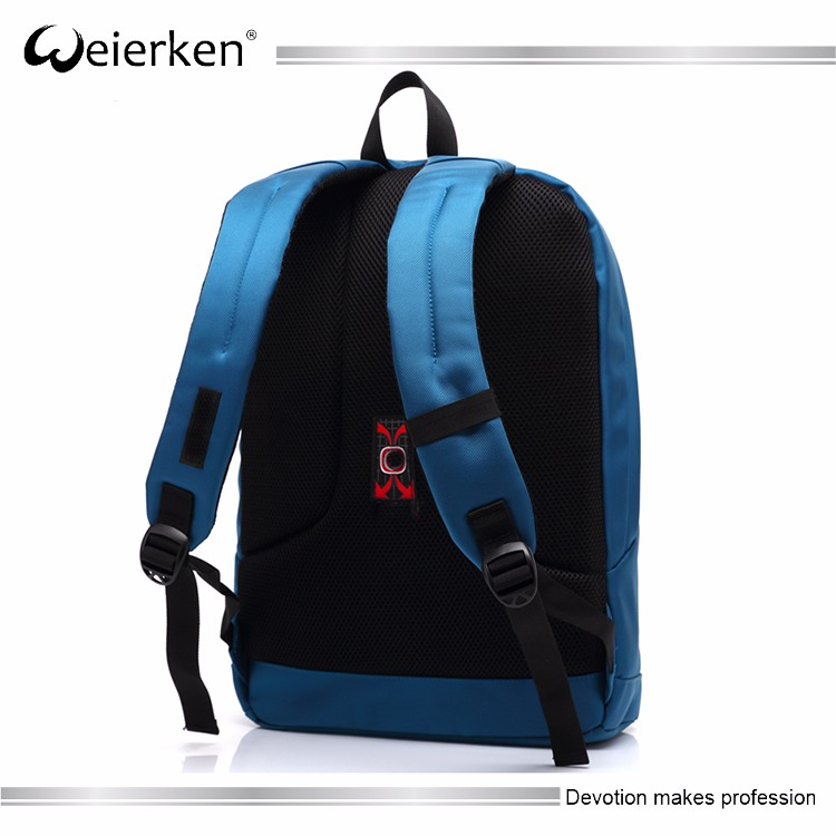 Design your own unique quality strong fabric teenage laptop backpack with custom logo