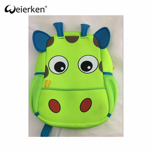 Multi-Functional Personalized Cartoon School Bag