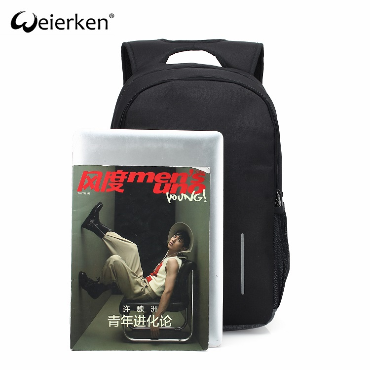 Top Quality Light Weight Anti-Theft Roomy Travelling Backpack