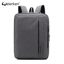 2018 new design 17inch waterproof business multifunction nylon custom laptop backpack