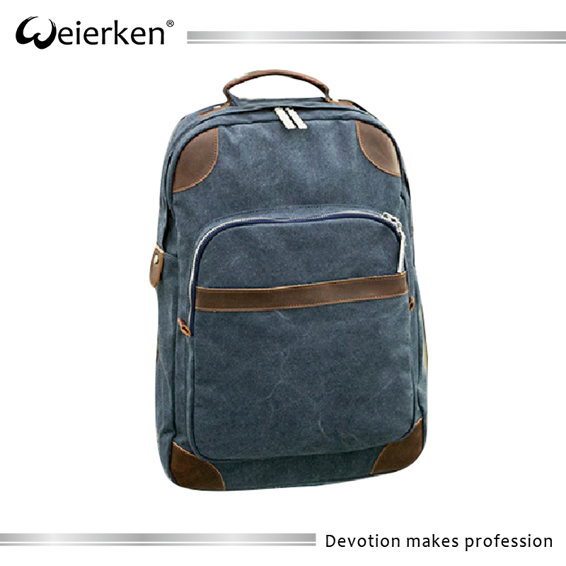 2017 Nylon Student School Backpack OEM
