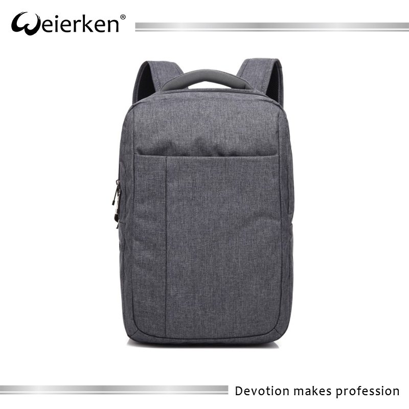 OEM lightweight nylon custom fashion laptop bags backpack