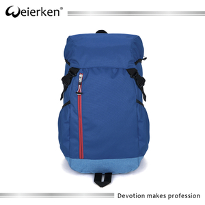 weierken good fashion girls college students laptop backpack