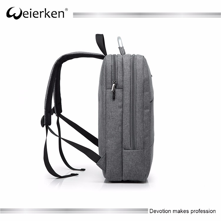 Hipster waterproof nylon large backpack manufacturer