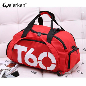 Stylish Great Capacity Durable Duffel Bag Backpack