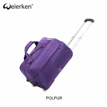 Stylish Design Roomy Travel Trolley Luggage Bag