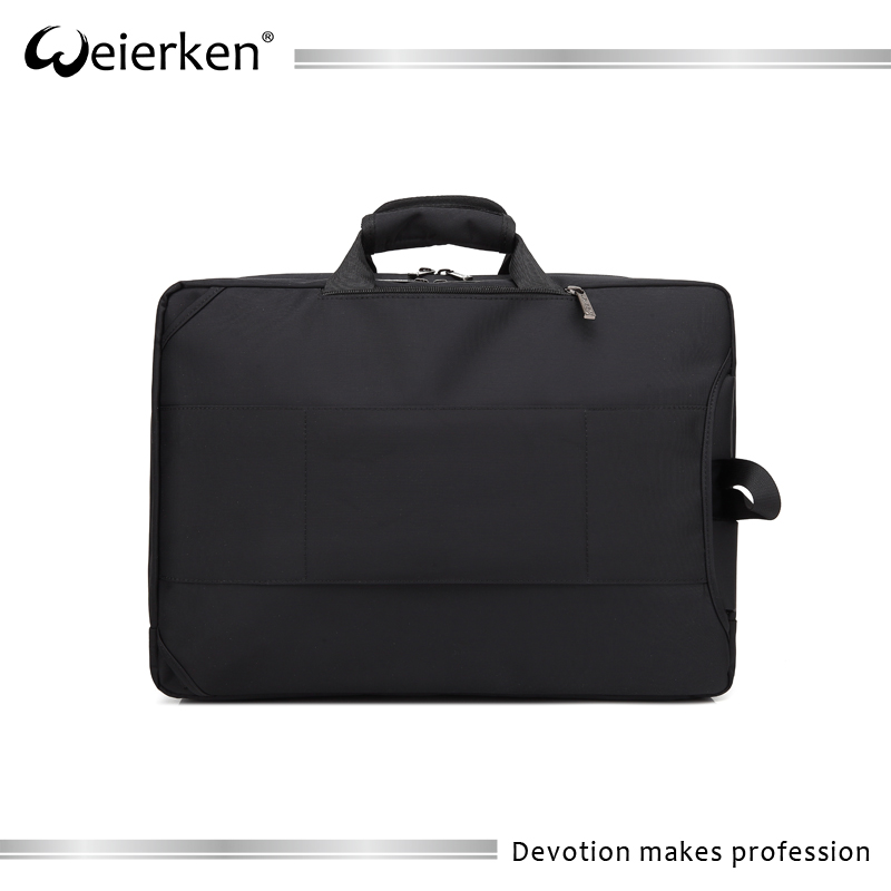 Custom briefcase fashion style lager computer keyboard bag