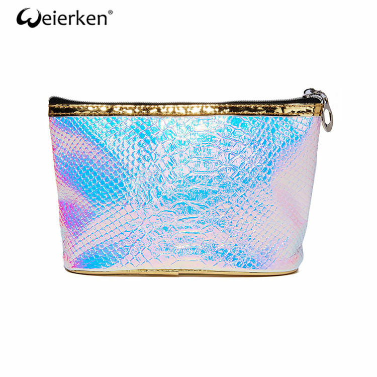 Fashion Best Quality Holographic Cosmetic Bag