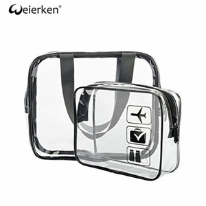 Practical Innovative Product Transparent Cosmetic Bag