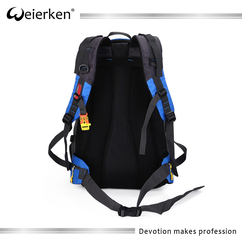 Water resistant fashion promotional sport bag protection backpack