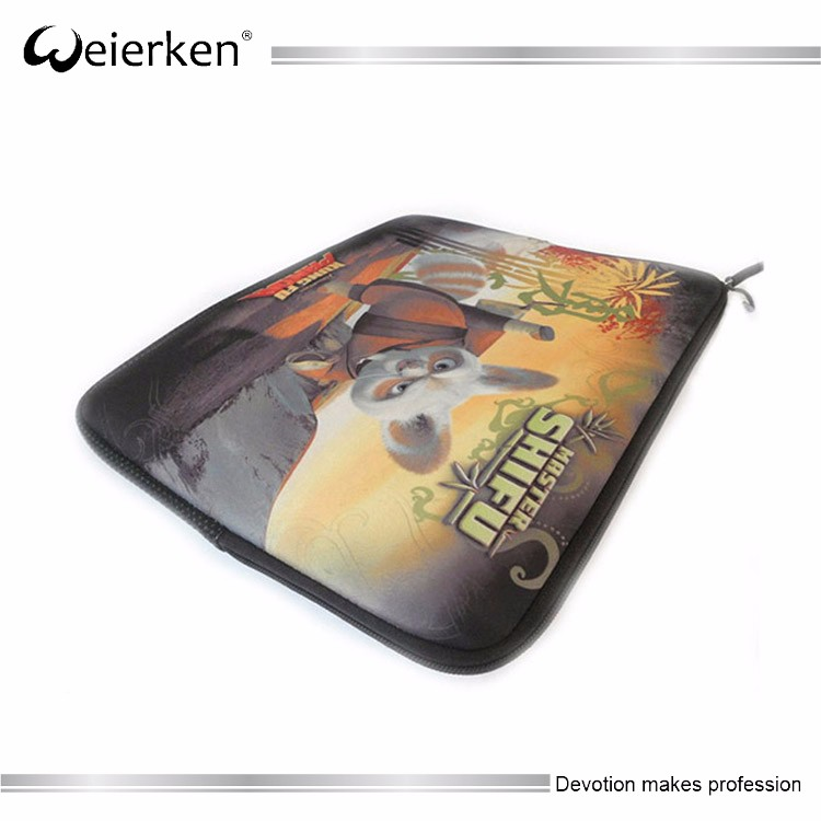 "11.6"" custom heat resistant shockproof neoprene laptop sleeve case"
