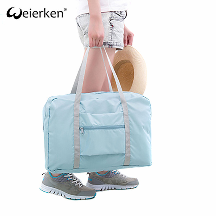 New Fashion Practical Waterproof Foldable Luggage Bag