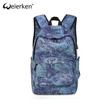 Factory Price Durable Anti-Theft Waterproof Backpack School Bag