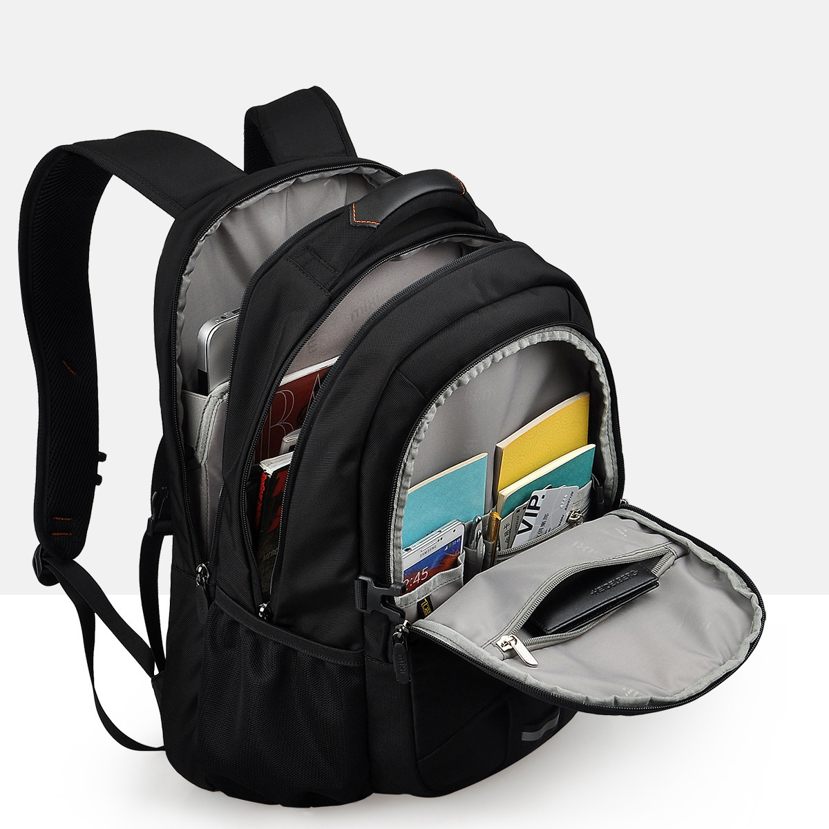 Travel Laptop Backpack Anti Theft Durable College School Backpack Water Resistant Slim Business Computer Bag
